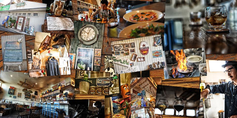 相武台前イタリアン・ダイニングキッチン | Green Table(グリーンテーブル)